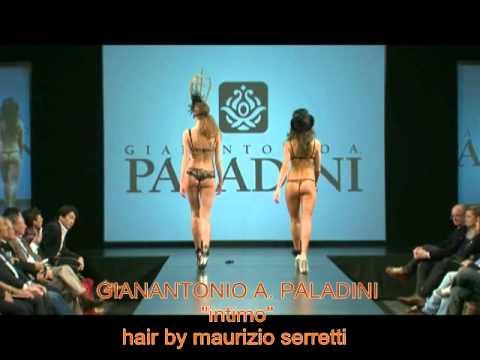 .GIANANTONIO A . PALADINI intimo hair by maurizio