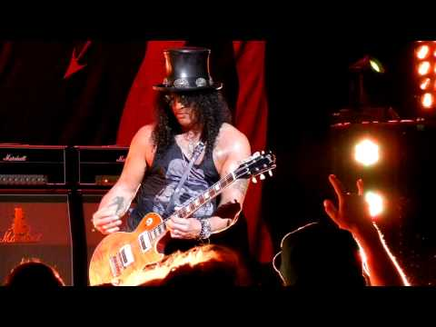 Slash feat. Myles Kennedy/Conspirators – Sweet Child O' Mine (Live in Saskatoon – July 20/12)