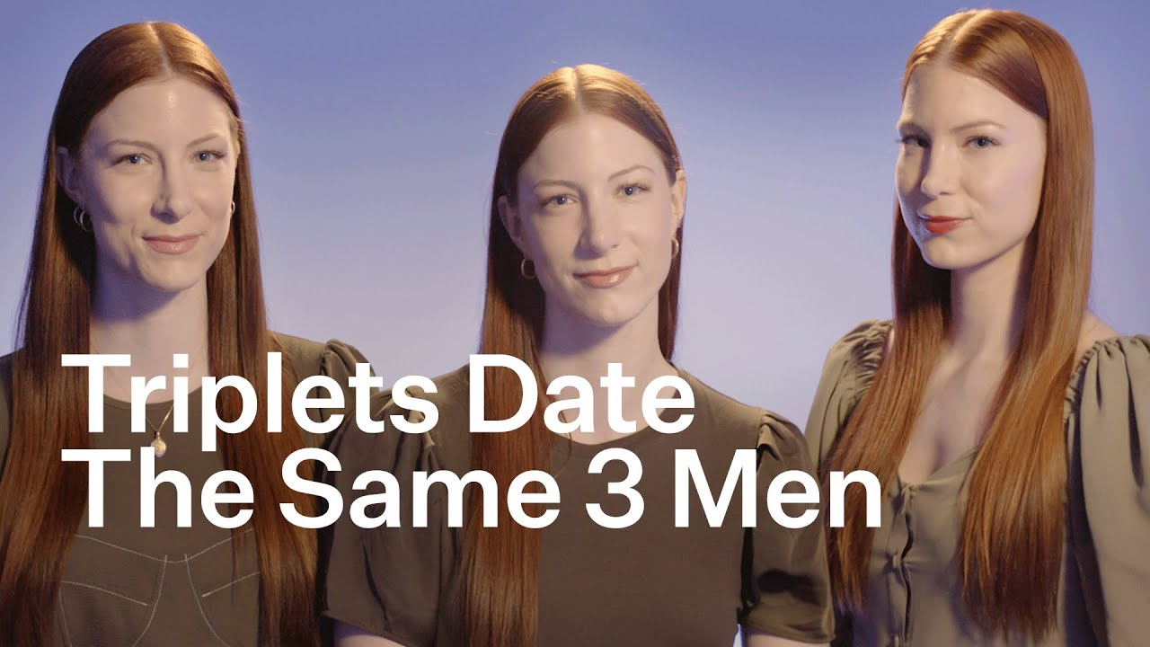 TAURUS TRIPLETS Put Their Birth Chart To The Test And DateThe SAME 3 Men| Elite Daily