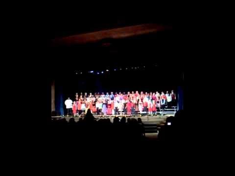 East Washington Academy Wildcat Choir