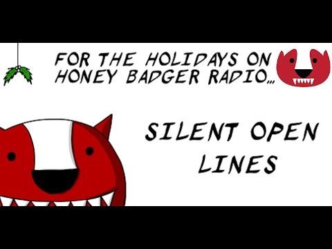 Honey Badger Radio: Silent Lines Christmas 2014