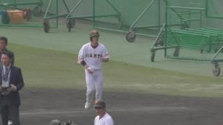 【プロ野球】巨人 森福 対 重信慎之介