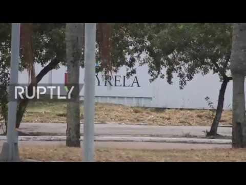 Brazil: Bomb scare interrupts Rio traffic near Olympic golf facilities