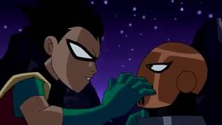 Teen Titans - Robin's dream