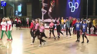 HIP HOP DANS - DM INTERNATIONAL 2018-2