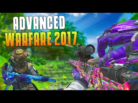 Advanced Warfare 2017... (AW Funny Moments & Gameplay) Memeing On Stuff - MatMicMar