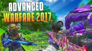 Advanced Warfare 2017... (AW Funny Moments & Gameplay) Memeing On Stuff - MatMicMar
