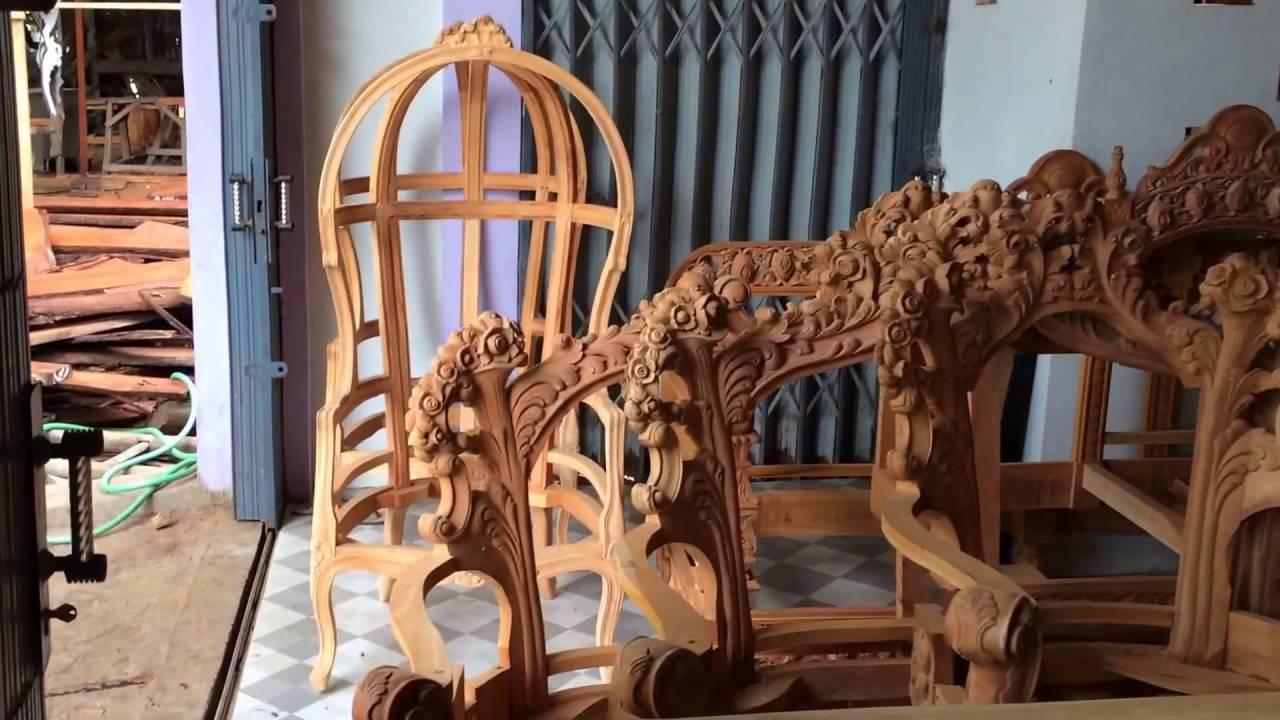 Kursi Tamu | Wafi Jati Furniture