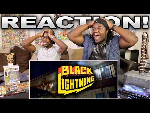 Black Lightning Trailer : REACTION & DISCUSSION!