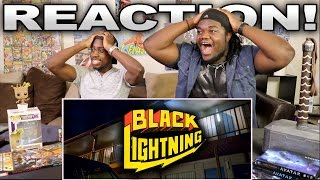 Black Lightning Trailer : REACTION & DISCUSSION!