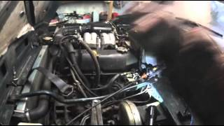 Авто ремонт своими руками  Нива замена тросика газа   акселератора