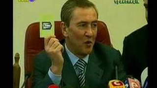 Черновецкий брифинг(Черновецкий покупает Киевлян за их же деньги., 2008-04-21T08:59:55.000Z)