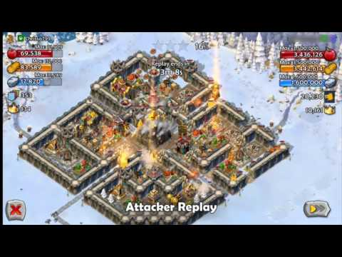 Age Of Empires Castle Siege Easy Attack Strategy NEW (Earth Rush)