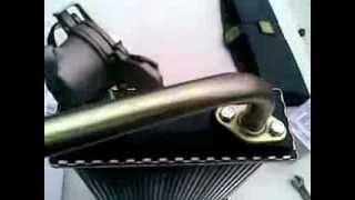 видео Ваз 2106 2103 снятие радиатора отопителя