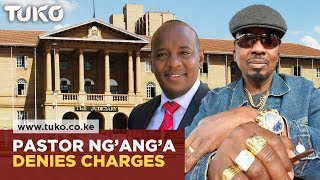 Pastor James Nga'ng'a denies death threat charges in court   Tuko TV