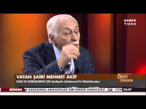 Mehmet Akif Ersoy - Alimin Uykusu Ibadettir.  Yavuz Bülent Bakiler