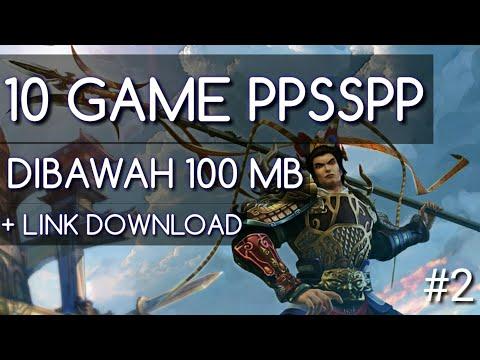 download game ppsspp seru size kecil