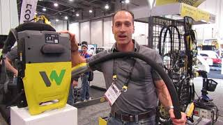 Video still for Wacker Neuson at World of Concrete 2020