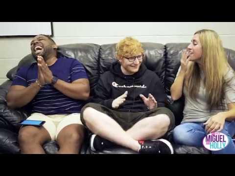 Ed Sheeran in Tampa