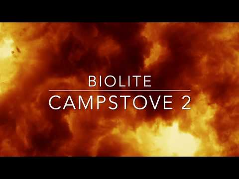 Biolite Campstove 2 Review by Firestorm Gear