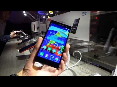 Lenovo P90 bemutató videó