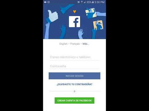Como Crear Una Cuenta De Facebook En Mi Celular | Super Facilisimo | Bien Explicado