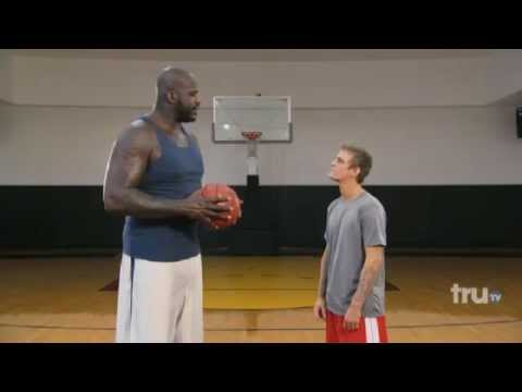 Shaq's Revenge On Aaron Carter!