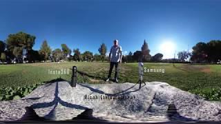 Ricoh Theta V vs Insta360 One vs Samsung Gear 360 Comparison Video