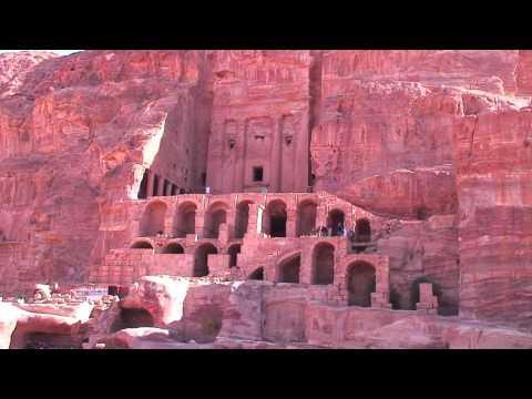 Ruins of Ancient Petra, The Nabatean Kingdom