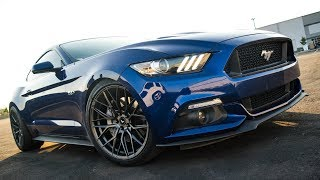 Taking Delivery of the NEW 2015 Mustang GT 5.0