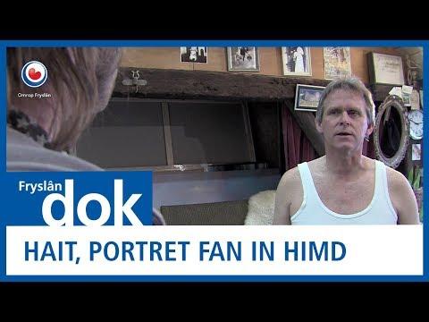 FRYSLANDOK: Hait, portret fan in himd