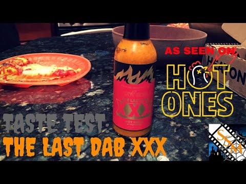 The Last Dab XXX Taste Test!   SuperSamuraiM