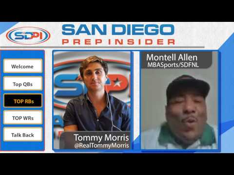 #SDPIPodcast Week 1 Top 5 QB/RB/WR