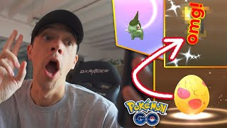 I ACTUALLY HATCHED A SHINY! 25+ Sinnoh Event Eggs in Pokémon GO!