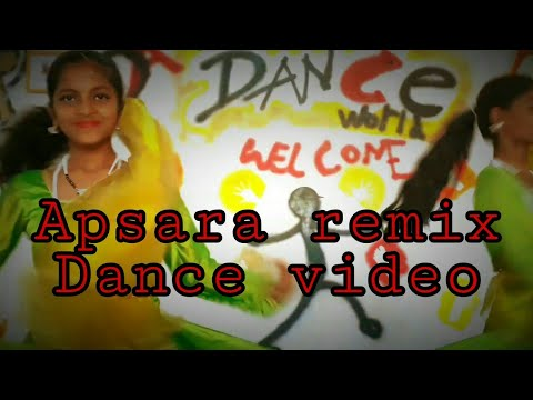 Apsara Remix Song Dance video  CDA music