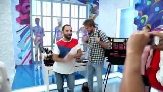Танцы на ТНТ в шоу Перезагрузка