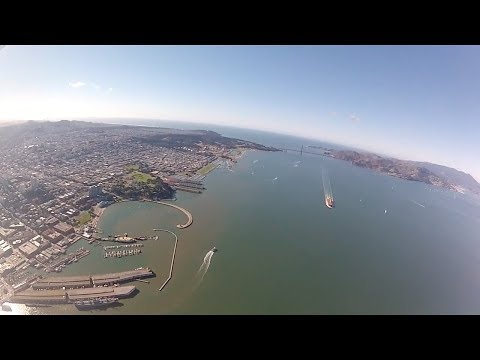 Oakland Airport to San Franciso Bay Tour