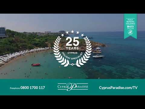 AS SEEN ON TV - Holidays in North Cyprus with Cyprus Paradis