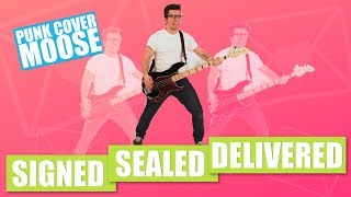 Stevie Wonder - Signed Sealed Delivered (90s Pop Punk | Skate Punk cover by Punk Cover Moose)
