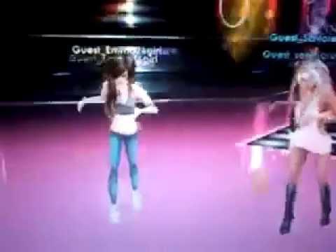 Танцевальная онлайн игра