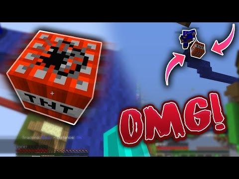 TNT PADA SA NEBA?! | Minecraft BedWars