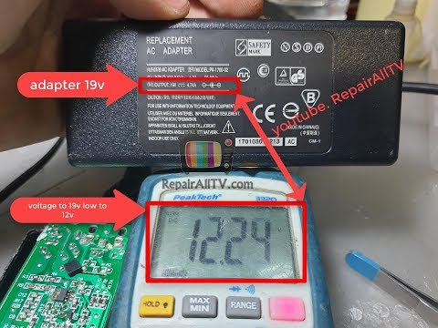 Adapter. How To Lower Voltage On Any Adapter Guide