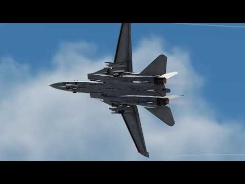 Heatblur F 14B Demonstration Video VFAT 2018
