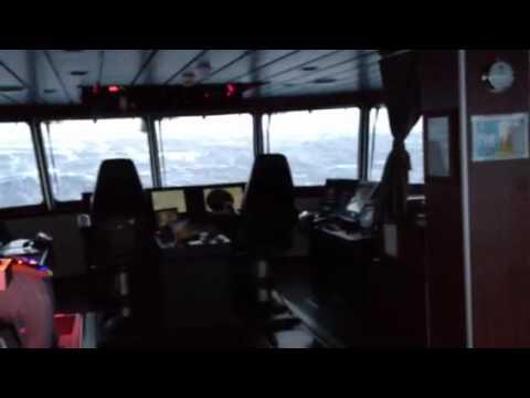 Dagmar, Storm,Volstad Supplier, Jan Åge Mål, Haltenbanken, gulf offshore norge