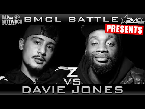 BMCL RAP BATTLE: Z VS DAVIE JONES (BATTLEMANIA CHAMPIONSLEAGUE)