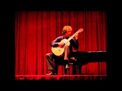 J. A. Kaplan - Sonatina para violão - I Movimento (Allegro Energico) 2011