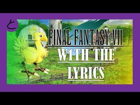VG With Lyrics | Final Fantasy VII - Electric de Chocobo