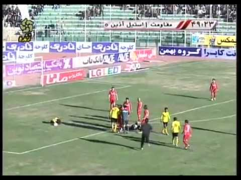 True Sportsmanship  Opposing team player kicks out ball so goalie can receive medical attention  VIDEO