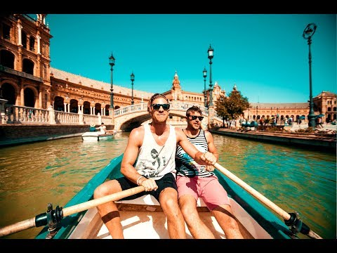 Exploring the Spanish Canals in Seville