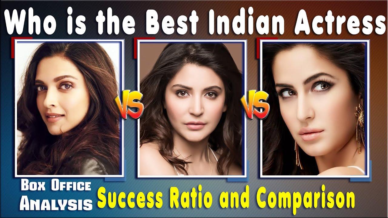 Deepika Padukone Vs Anushka Sharma Vs Katrina Kaif All ...